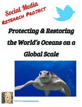 (Environment & Conservation) Oceana - Twitter Research