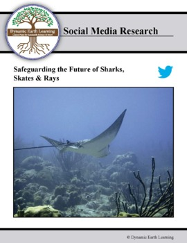 Safeguarding the Future of Sharks, Skates & Rays - distance learning