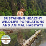 Sustaining Healthy Wildlife Populations and Habitats for the Future - Project