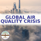 Global Air Quality Crisis -  Article Worksheet - distance