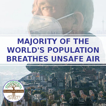 (Environment) Majority of the World's Population Breaths Unsafe Air - Worksheet