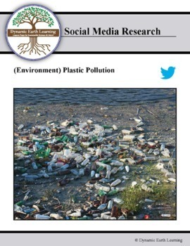 (Environment) Plastic Pollution Twitter Research