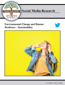 (Environment & Sustainability) Centre Environmental Change & Human Resilience