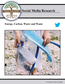 (Environment & Sustainability)  Circular Ecology - Twitter Research