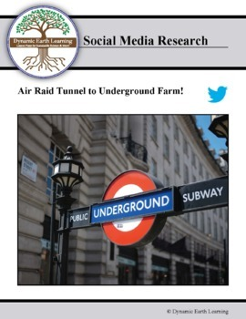 (Environment & Sustainability) Growing Underground - Twitter Research