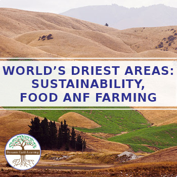(Environment & Sustainability) Internl. Center for Ag. Research in Dry Areas