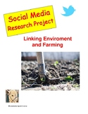 (Environment & Sustainability) Linking Environment and Farming - Twitter