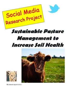 (Environment & Sustainability) Pasture Project - Twitter Guide