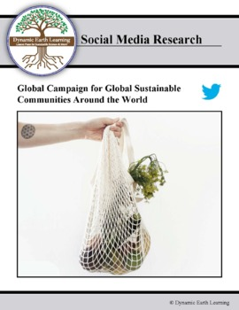 (Environment & Sustainability) SHAPE Sustainability - Twitter Research Guide