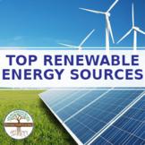 Top 10 Renewable Energy Sources - Environmental Reading  -