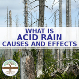 (Environment) What is Acid Rain? - High School Reading Guide