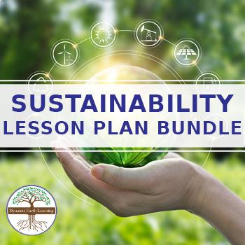 (Environmental Science) Sustainability BUNDLE