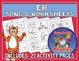 -Er Worksheets