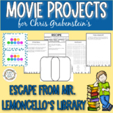 """""""Escape from Mr. Lemoncello's Library"""" Movie Pack"""