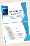 """Escaping the Giant Wave"" Unit, Storytown 6th grade, centers, pronouns & more"