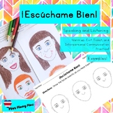 ¡Escúchame Bien! - ¿Cómo eres? - Listening and Speaking: physical traits