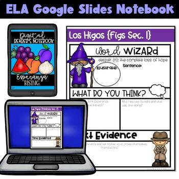 {Esperanza Rising} Storybook STEM Novel