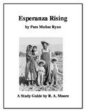 """Esperanza Rising"" by Pam Muñoz Ryan: A Study Guide"