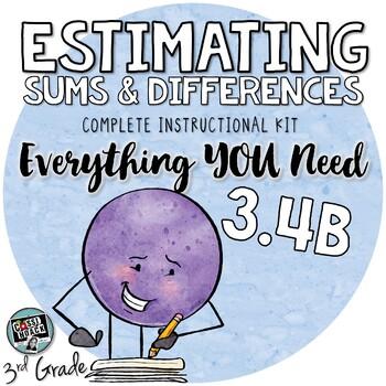 estimating sums differences game worksheets and more 3rd grade teks 4 3b. Black Bedroom Furniture Sets. Home Design Ideas