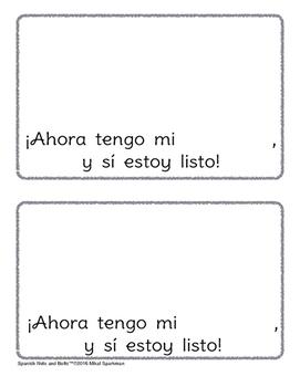 ¡Estoy listo! A beginning Spanish workbook/reader
