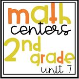 ~Eureka Math Centers~2nd Grade (Module 7)