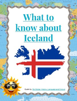 (Europe) What to know about Iceland -  Reading Research Guide