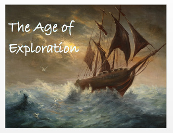 """""""Age of Exploration"""" + Assessments"""