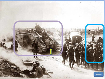 """""""Every Picture Tells a Story- World War I"""