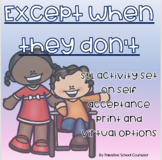 """""""Except When They Don't"""": Book companion activity on accep"""