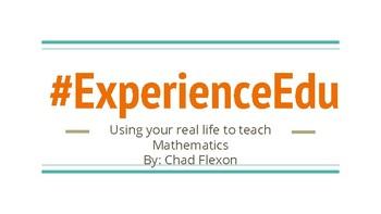#ExperienceEdu Mathematics
