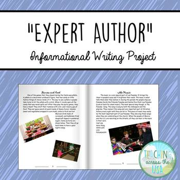 """Expert Author"" book writing unit"