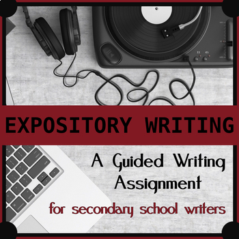 FREE Mood in Music – UPBEAT & ENGAGING – Expository Essay Writing, grades 9 - 12