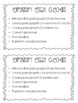 {Expository Writing} Graphic Organizers & Checklist