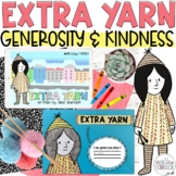 """Extra Yarn"" by Mac Burnett Companion Lesson and Craftivity!"