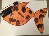 """F"" Articulation ""fish"" activity"