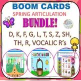 SPRING ARTICULATION BOOM CARDS™ BUNDLE