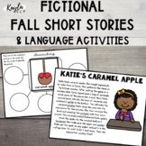 Fall Fictional Short Stories and Language Activities