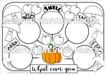 {WRITING SPOOKY STORIES} {HALLOWEEN ACTIVITIES} {WRITING ANCHOR CHARTS}