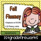"""FALL"" ing  for NOUNS & Fluency BUNDLE"