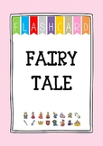 {FLASH CARDS} FAIRY TALE VOCABULARY