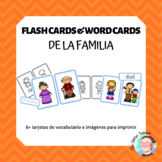 [FLASH CARDS] Family members