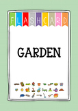 {FLASH CARDS} GARDEN VOCABULARY