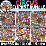 **FLASH DEAL-Circus Clipart Growing Bundle {Circus Clipart}