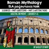 ELA Performance Task - Roman Mythology