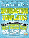 Flippable Interactive Templates Mega Bundle Part 3 {Zip-A-Dee-Doo-Dah Designs}