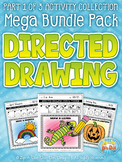 Learn To Draw / Directed Drawing Mega Bundle {Zip-A-Dee-Doo-Dah Designs}