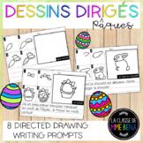 {Les Dessins Dirigés: Pâques!} French directed drawings