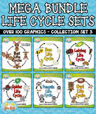 Life Cycle Collection Mega Bundle Set 3 {Zip-A-Dee-Doo-Dah Designs}