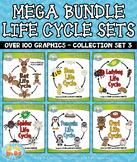 Life Cycle Collection Mega Bundle Set 3 {Zip-A-Dee-Doo-Dah Designs}