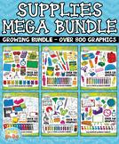 Office & School Supplies Mega Bundle {Zip-A-Dee-Doo-Dah Designs}
